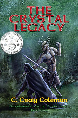 Cover for The Crystal Legacy