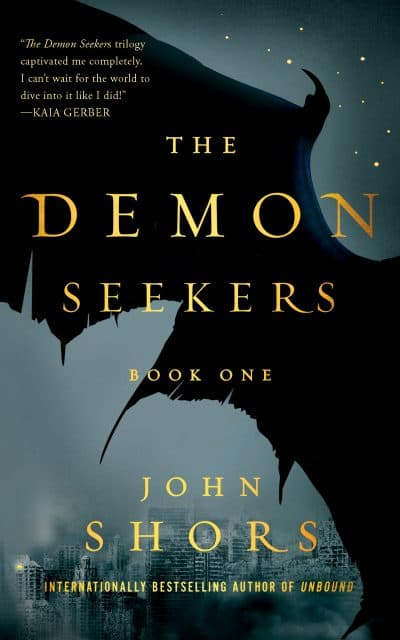 Cover for The Demon Seekers