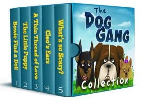 Cover for The Dog Gang Collection