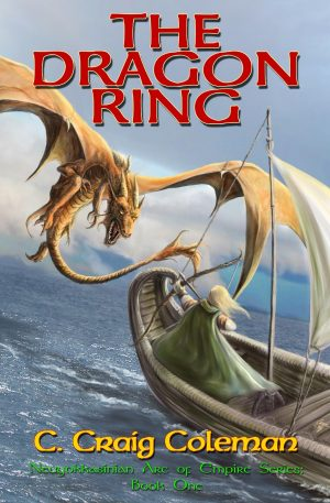 Cover for The Dragon Ring