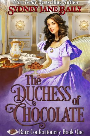 Cover for The Duchess of Chocolate