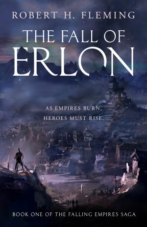 Cover for The Fall of Erlon