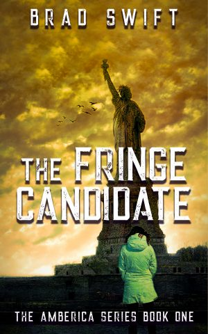 Cover for The Fringe Candidate