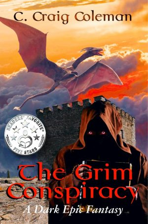 Cover for The Grim Conspiracy
