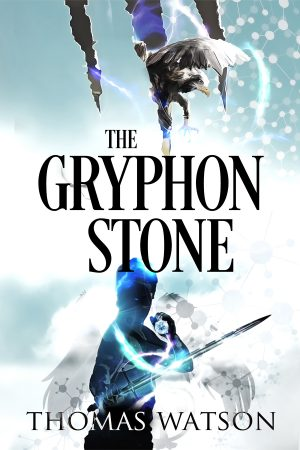 Cover for The Gryphon Stone