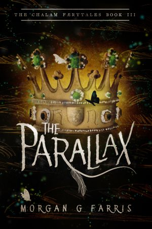 Cover for The Parallax