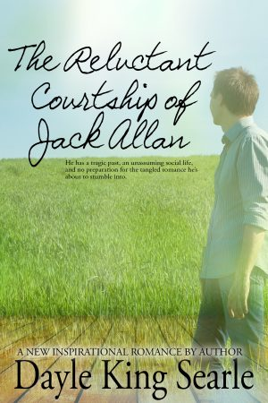 Cover for The Reluctant Courtship of Jack Allan