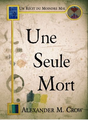 Cover for Une Seule Mort