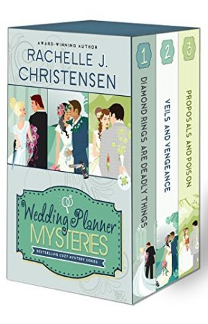 Cover for Wedding Planner Mysteries Box Set