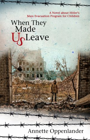 Cover for When They Made Us Leave