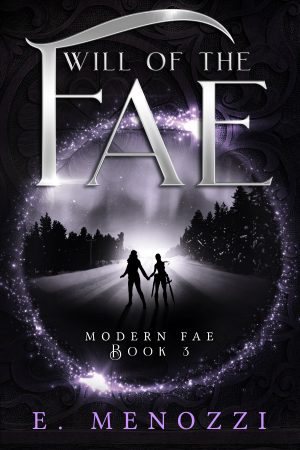 Cover for Will of the Fae