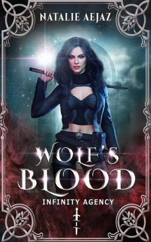 Cover for Wolf's Blood