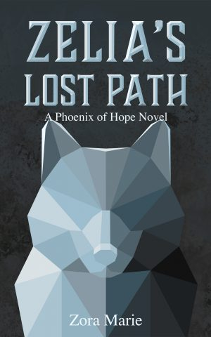 Cover for Zelia's Lost Path: A Phoenix of Hope Side Story