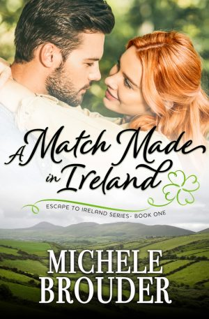 Cover for A Match Made in Ireland