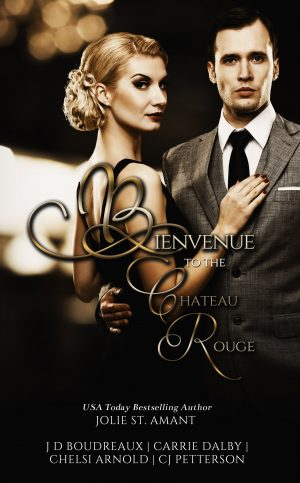 Cover for Bienvenue to the Chateau Rouge