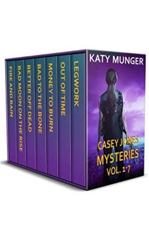Cover for Casey Jones Mysteries Vol. 1-7