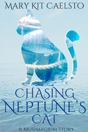 Cover for Chasing Neptune's Cat