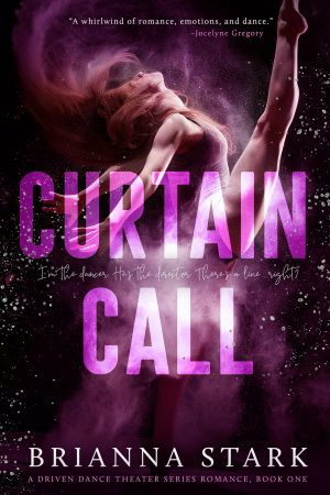 Cover for Curtain Call