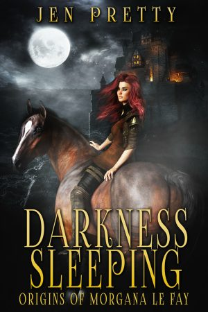 Cover for Darkness Sleeping