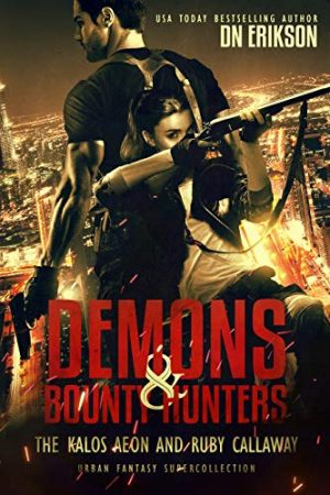 Cover for Demons & Bounty Hunters