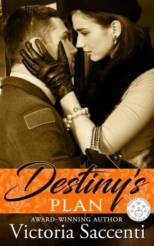 Cover for Destiny's Plan