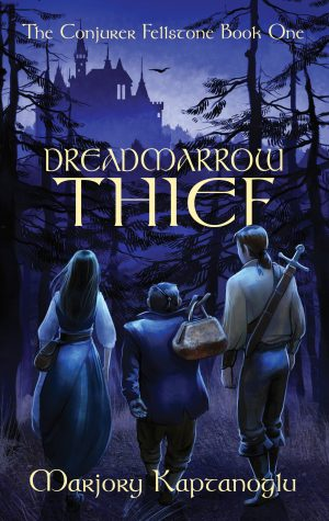 Cover for Dreadmarrow Thief