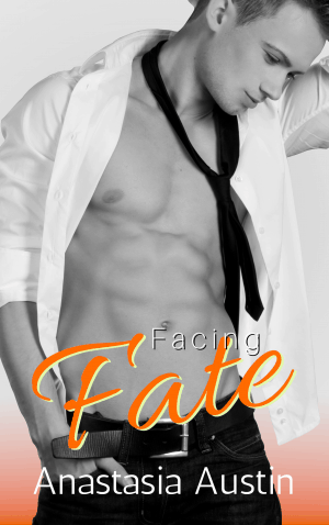Cover for Facing Fate