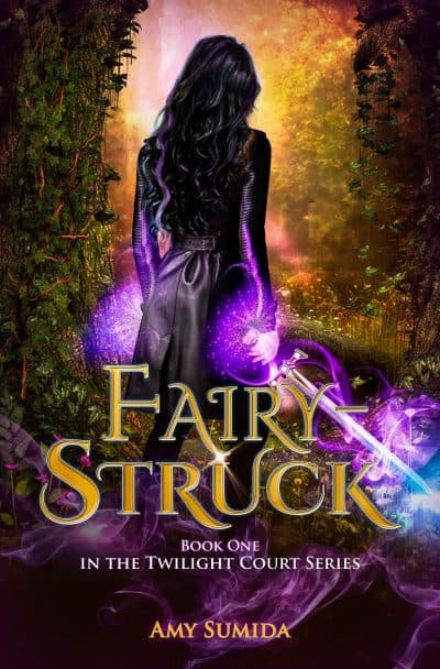 Cover for Fairy-Struck