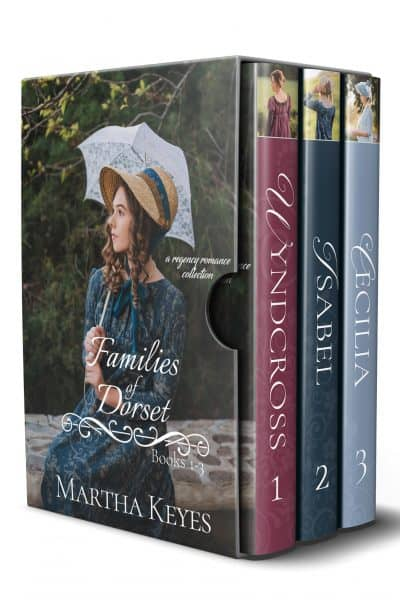 Cover for Families of Dorset Boxed Set, Books 1-3
