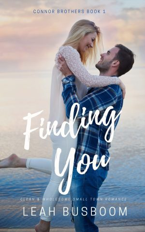 Cover for Finding You