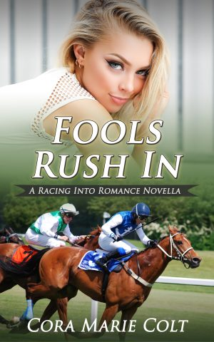 Cover for Fools Rush In