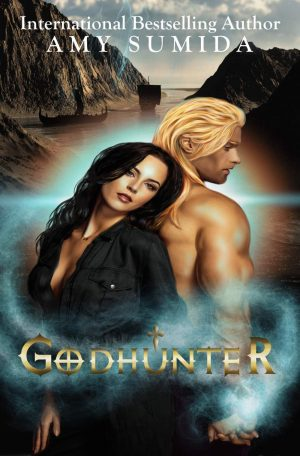 Cover for Godhunter