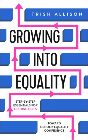 Cover for Growing into Equality