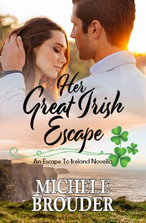 Cover for Her Great Irish Escape