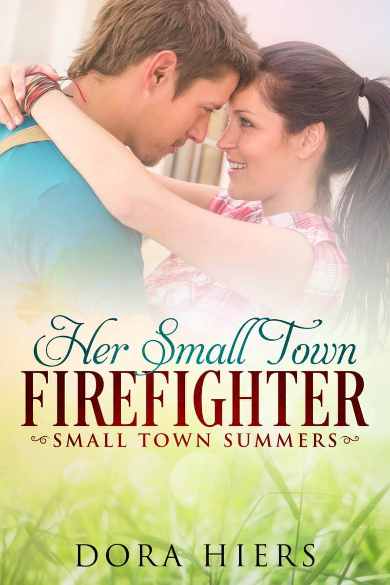 Cover for Her Small Town Firefighter