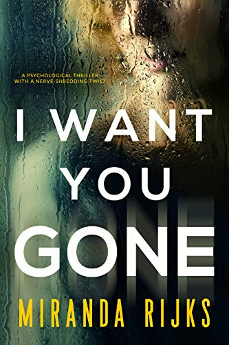 Cover for I Want You Gone