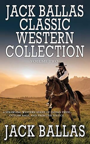 Cover for Jack Ballas Classic Western Collection, Volume 2
