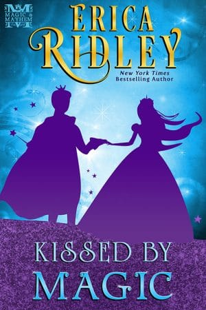 Cover for Kissed by Magic