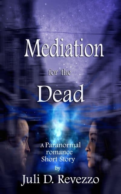 Cover for Mediation for The Dead