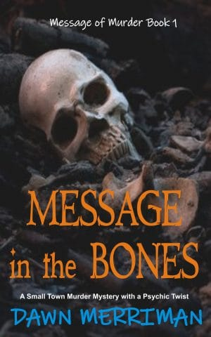 Cover for Message in the Bones
