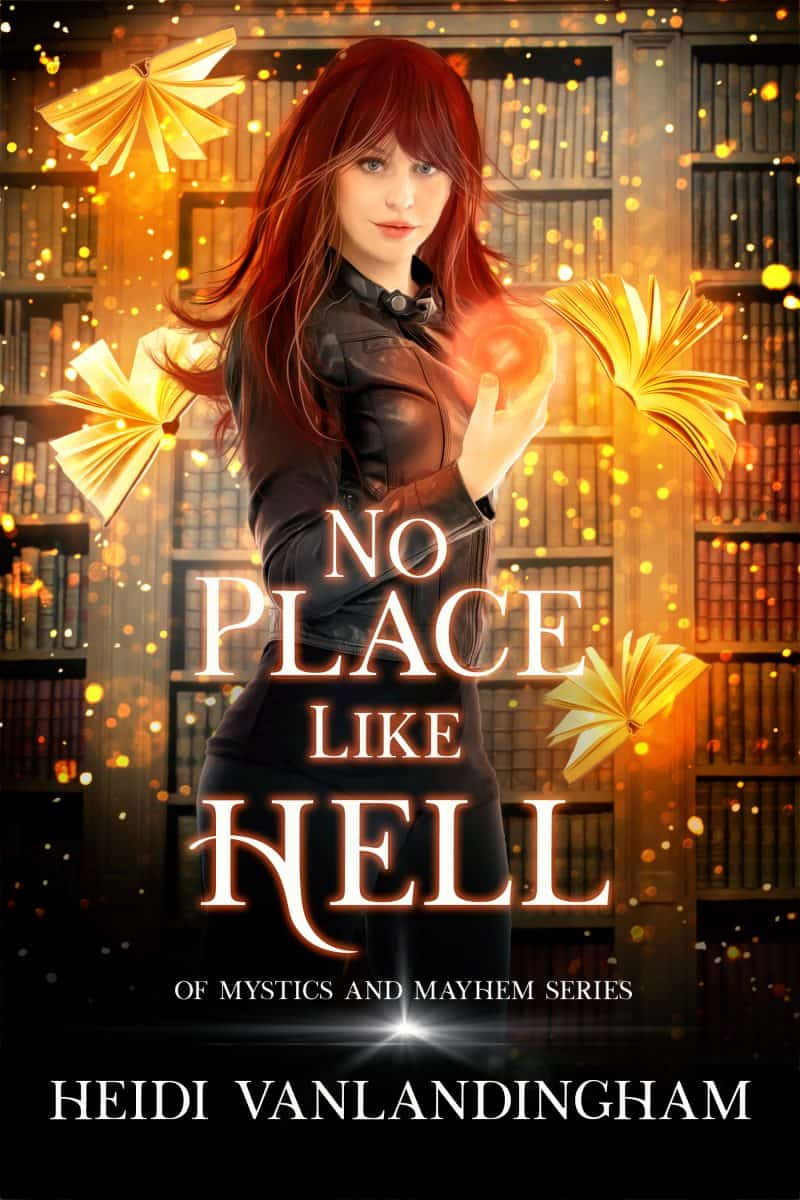 Cover for No Place Like Hell