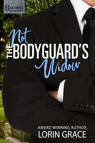 Cover for Not the Bodyguard's Widow