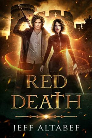 Cover for Red Death