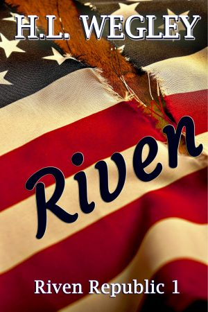 Cover for Riven