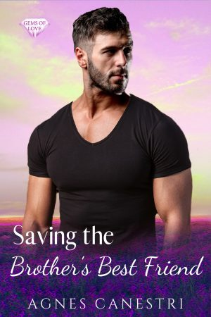 Cover for Saving the Brother's Best Friend