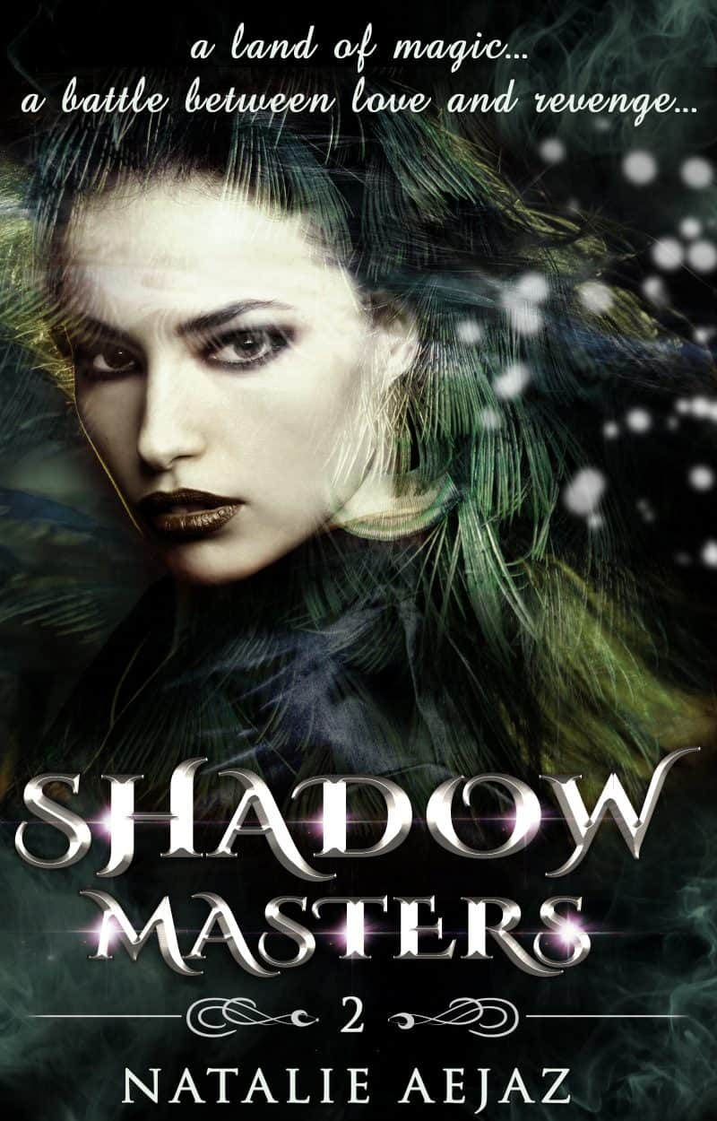 Cover for Shadow Masters (Book Two)