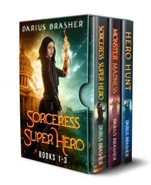 Cover for Sorceress Super Hero Series