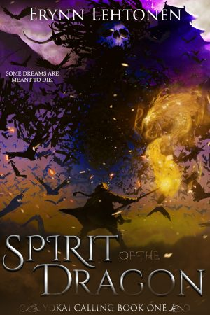 Cover for Spirit of the Dragon
