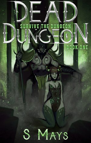 Cover for Survive the Dungeon