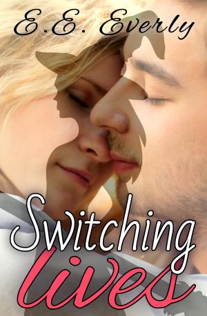 Cover for Switching Lives